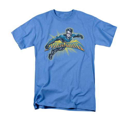 Image for Batman T-Shirt - Nightwing Burst