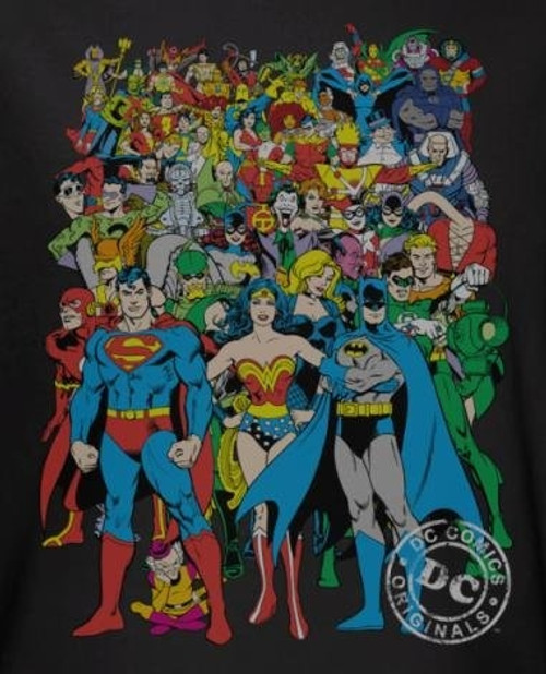 Image for DC Original Universe T-Shirt