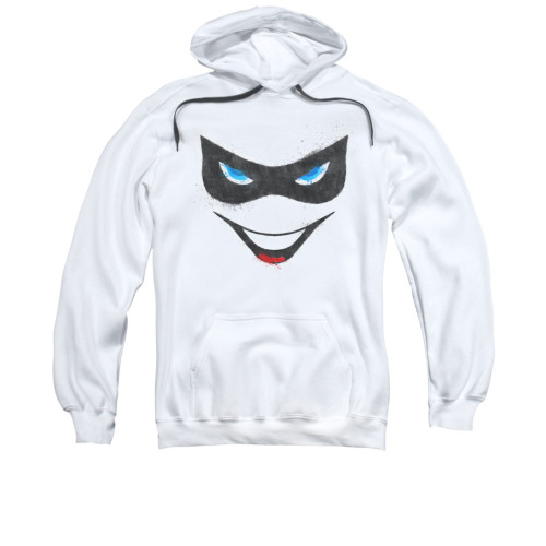 Image for Batman Hoodie - Harley Face
