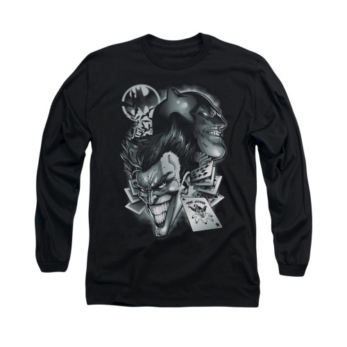 Image for Batman Long Sleeve Shirt - Archenemies