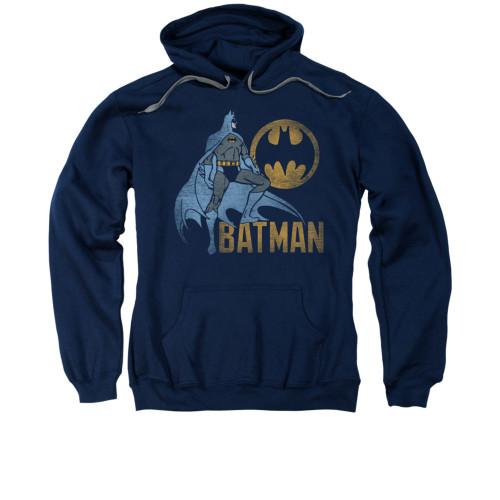Image for Batman Hoodie - Knight Watch