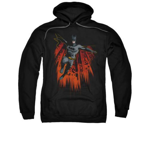 Image for Batman Hoodie - Majestic