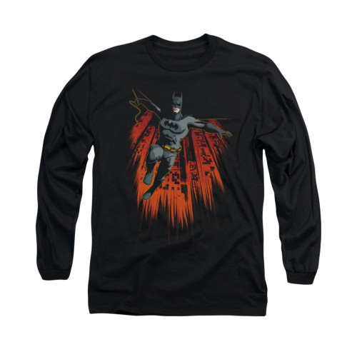 Image for Batman Long Sleeve Shirt - Majestic