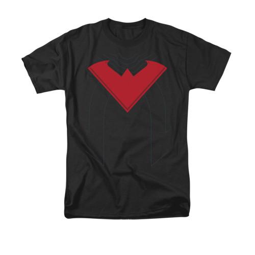 Image for Batman T-Shirt - Nightwing Uniform 52