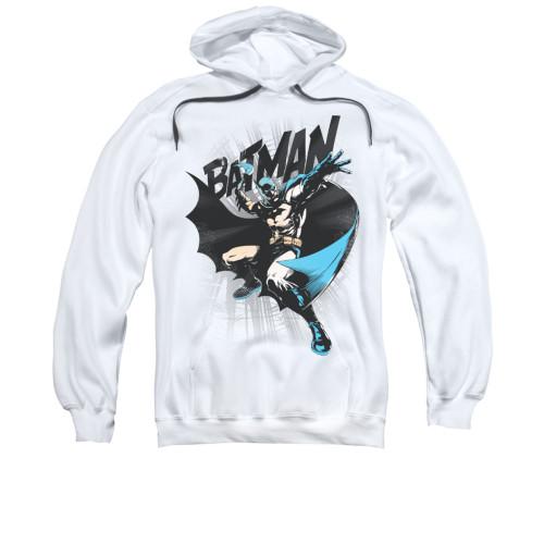 Image for Batman Hoodie - Batarang Throw