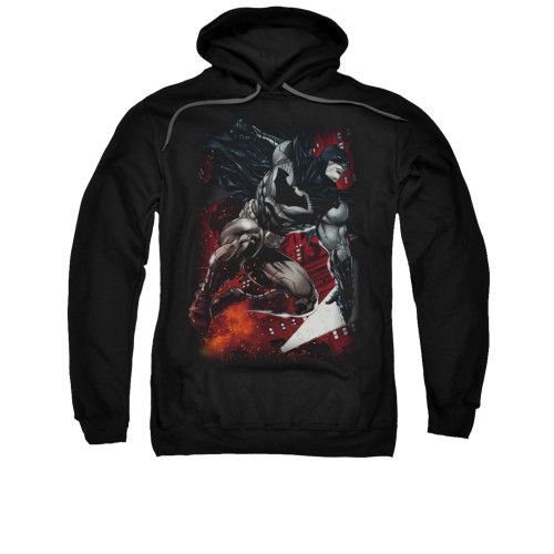 Image for Batman Hoodie - Sparks Leap