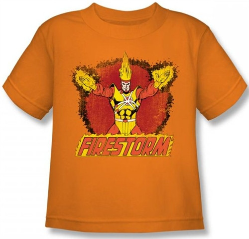 Image for Firestorm Ring Kid's T-Shirt