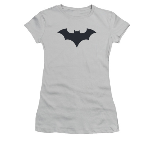Image for Batman Girls T-Shirt - 52 Title Logo