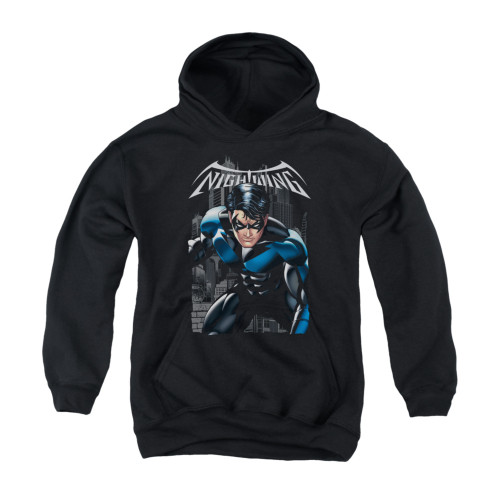 Image for Batman Youth Hoodie - A Legacy