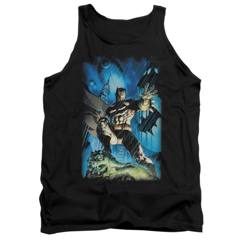 Image for Batman Tank Top - Stormy Dark Knight