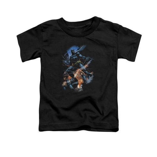 Image for Batman Toddler T-Shirt - Gotham Knight