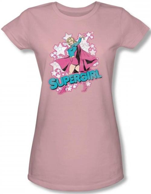 Image for Supergirl I'm Supergirl Girls Shirt
