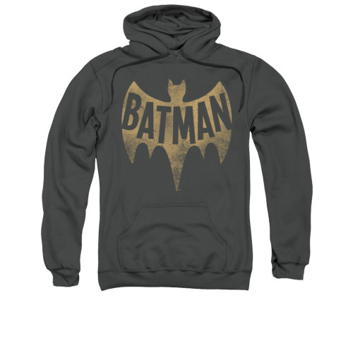 Image Closeup for Batman Classic TV Hoodie - Vintage Logo