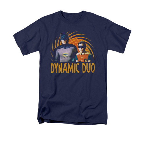 Image Closeup for Batman Classic TV T-Shirt - Dynamic