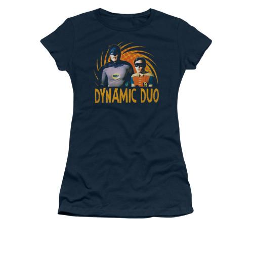Image Closeup for Batman Classic TV Girls T-Shirt - Dynamic
