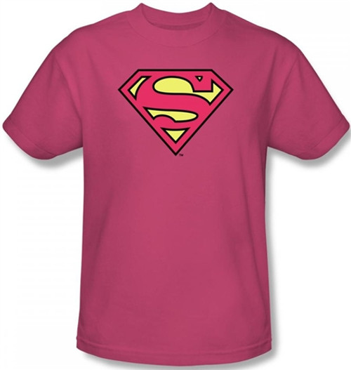 Image for Supergirl Classic Logo T-Shirt