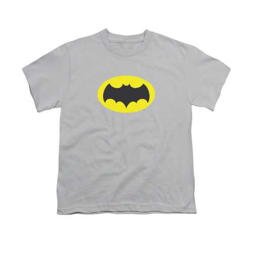 Image Closeup for Batman Classic TV Youth T-Shirt - Chest Logo