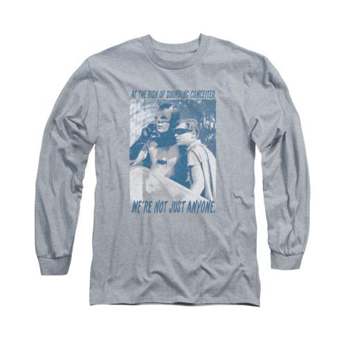 Image for Batman Classic TV Long Sleeve Shirt - Boogie Nights