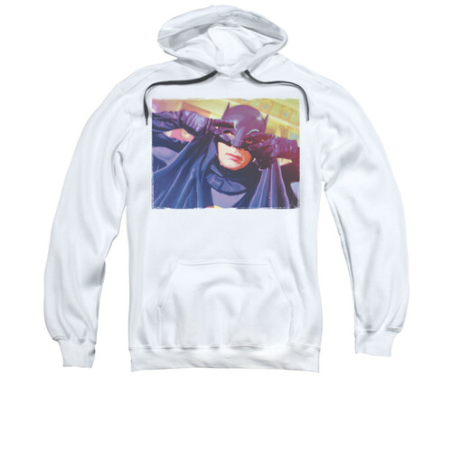 Image Closeup for Batman Classic TV Hoodie - Smooth Groove