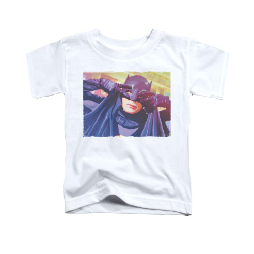 Image Closeup for Batman Classic TV Toddler T-Shirt - Smooth Groove
