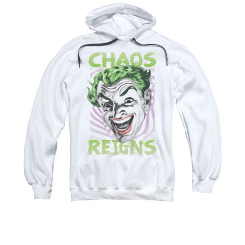 Image for Batman Classic TV Hoodie - Chaos Reigns