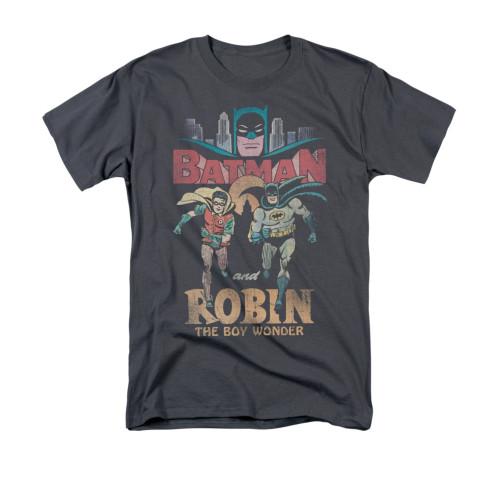 Image for Batman Classic TV T-Shirt - Classic Duo