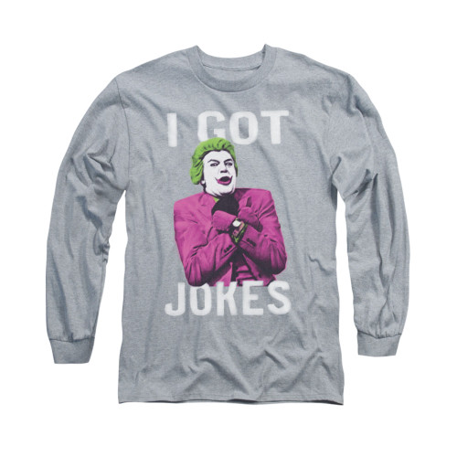 Image for Batman Classic TV Long Sleeve Shirt - Got Jokes