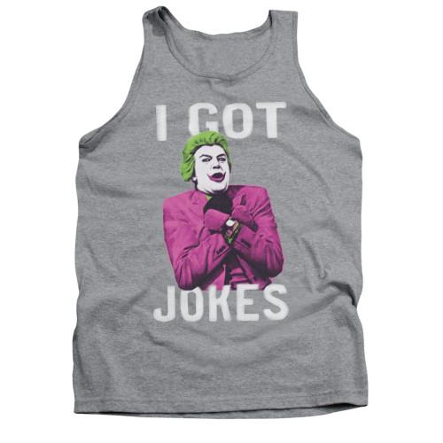 Image for Batman Classic TV Tank Top - Got Jokes