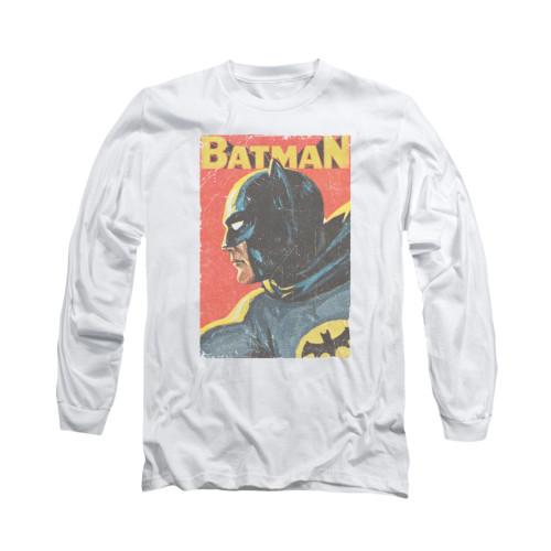 Image for Batman Classic TV Long Sleeve Shirt - Vintman