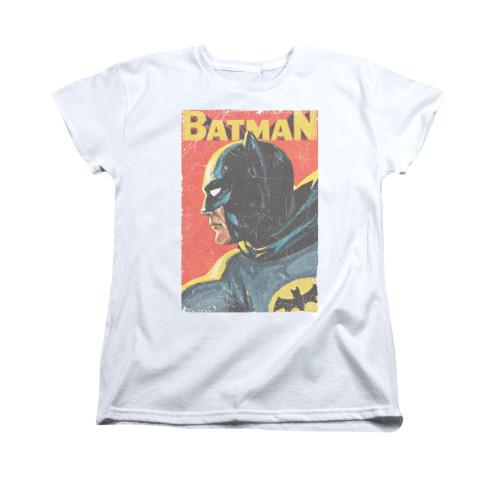 Image for Batman Classic TV Womans T-Shirt - Vintman