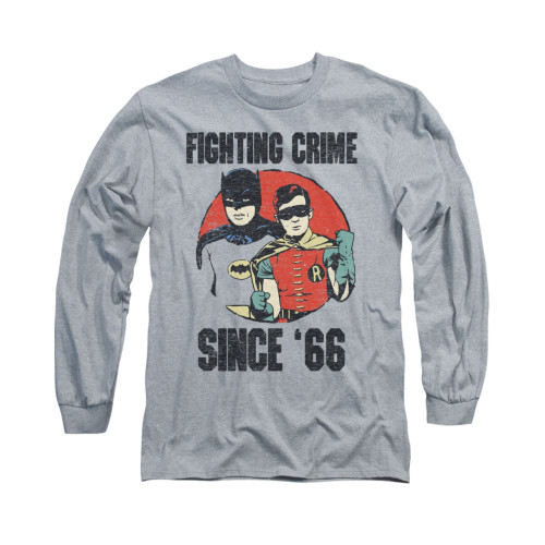 Image for Batman Classic TV Long Sleeve Shirt - Since 66