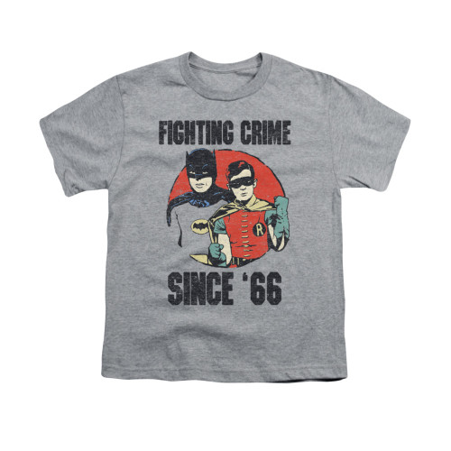 Image for Batman Classic TV Youth T-Shirt - Since 66