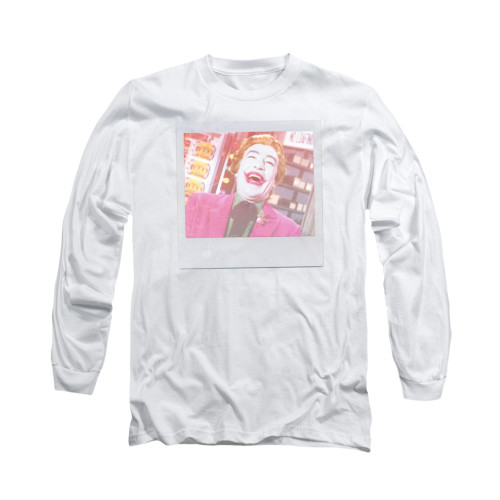 Image for Batman Classic TV Long Sleeve Shirt - Captured