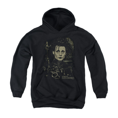 Image for Edward Scissorhands Youth Hoodie - Edward