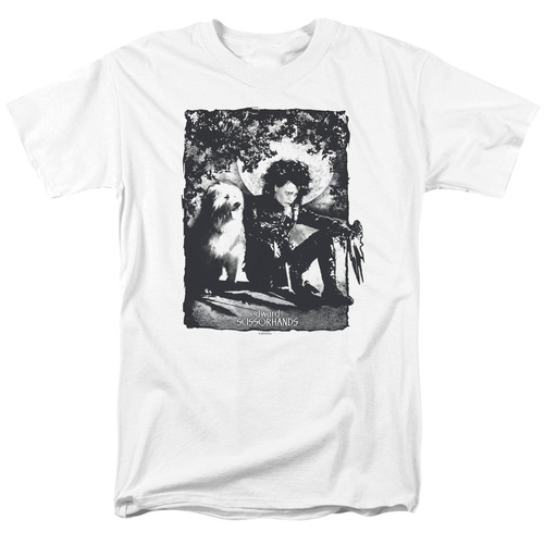 Image for Edward Scissorhands T-Shirt - Lucky Dog