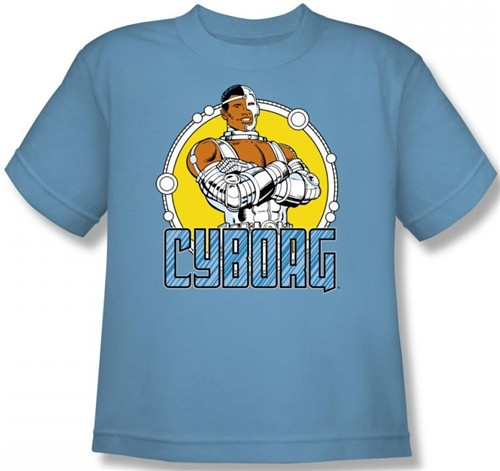 Image for Cyborg Youth T-Shirt