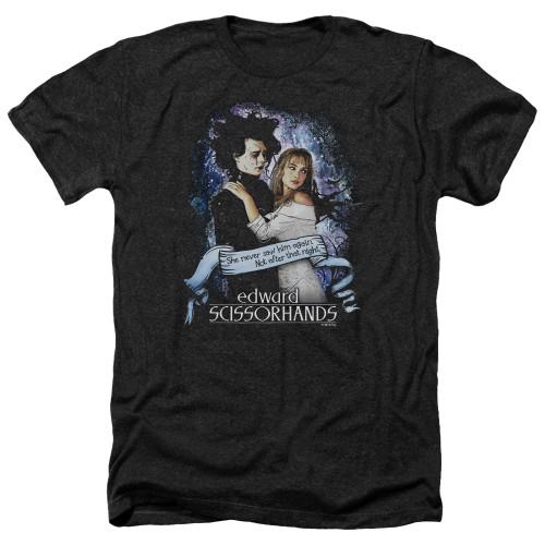 Edward Scissorhands Heather T-Shirt - That Night
