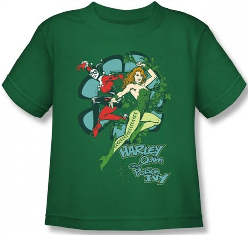 Image for Harley and Ivy Kid's T-Shirt