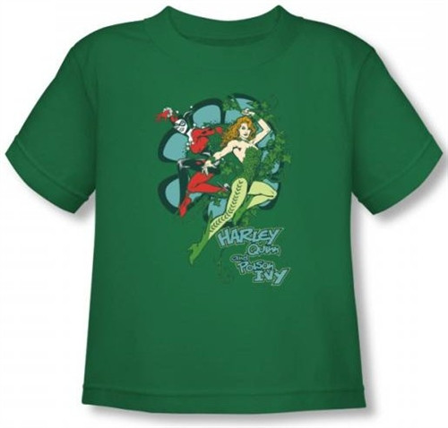 Image for Harley and Ivy Toddler T-Shirt