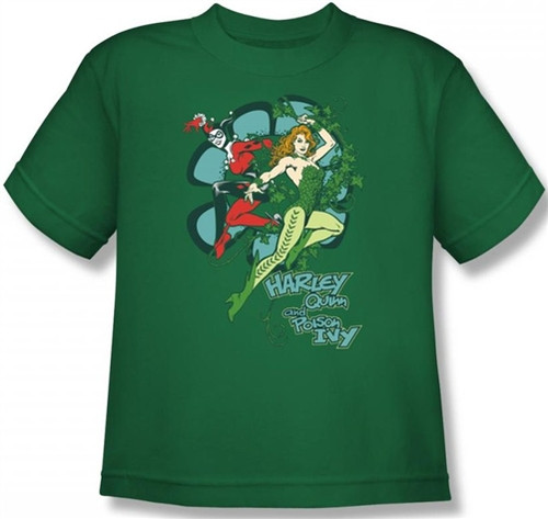 Image for Harley and Ivy Youth T-Shirt