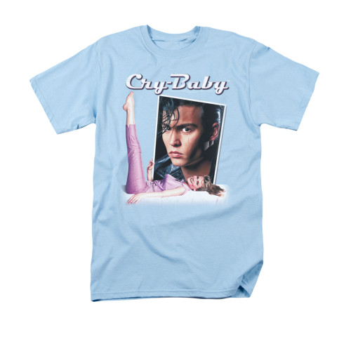 Image for Cry Baby T-Shirt - Title