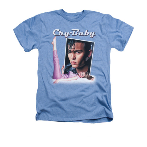 Image for Cry Baby Heather T-Shirt - Title