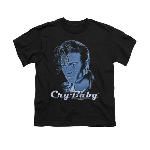 Image for Cry Baby Youth T-Shirt - King Cry Baby