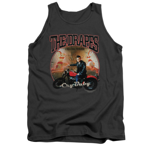 Image for Cry Baby Tank Top - Drapes