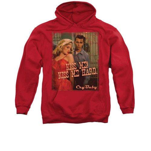 Image for Cry Baby Hoodie - Kiss Me