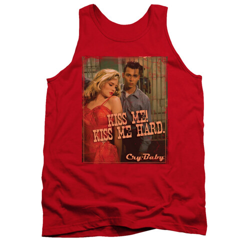 Image for Cry Baby Tank Top - Kiss Me