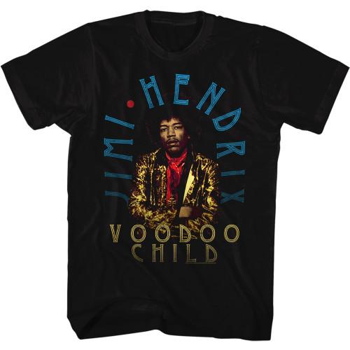 Image for Jimi Hendrix T-Shirt - Arc