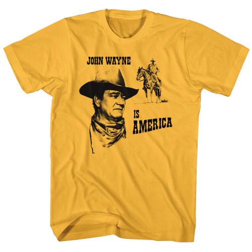 Image for John Wayne America T-Shirt