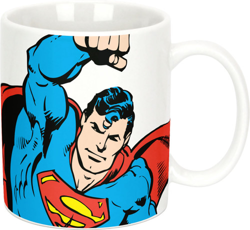 Image for Superman Flying Cuddle Cup