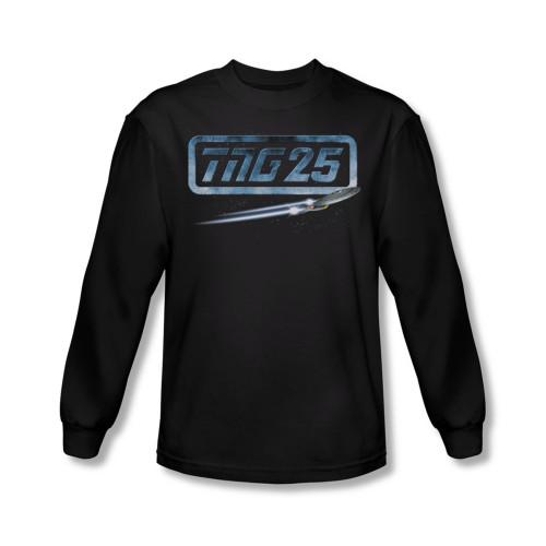 Image for Star Trek Long Sleeve Shirt - TNG 25 Enterprise